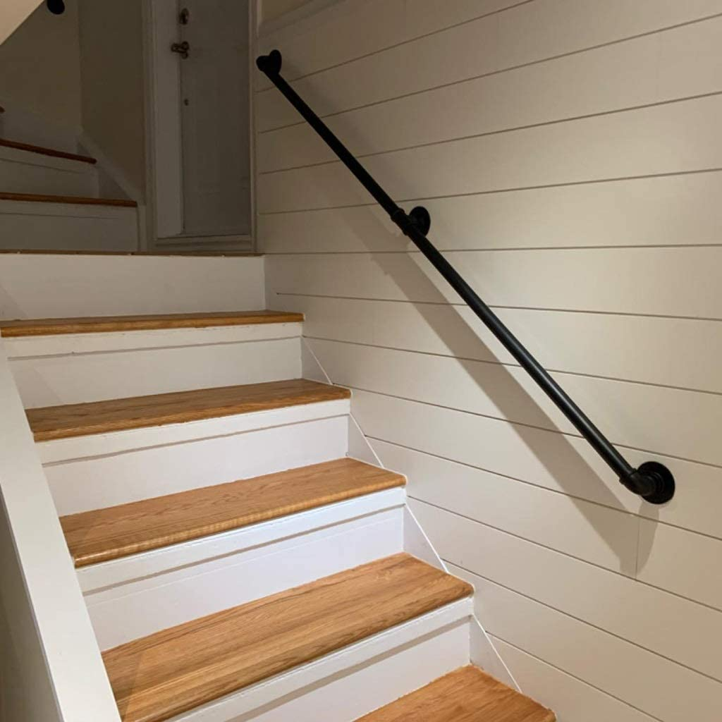 1ft-20ft Handrails for NEW Disabled Industrial Steps Stairs Outdoor Kansas City Mall