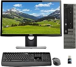 Dell Optiplex 780 USFF Bundle, Intel 3GHz, 8GB, 250GB SSD, New 24