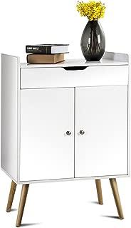 Giantex Storage Cabinet, 2-Door Entryway Sideboard Coffee...