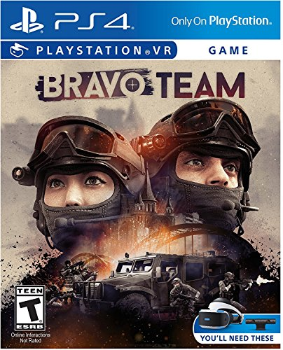 Sony Bravo Team Básico PlayStation 4 vídeo - Juego (PlayStation 4, FPS (Disparos en primera persona), T (Teen), Se requieren auriculares de realidad virtual (VR))