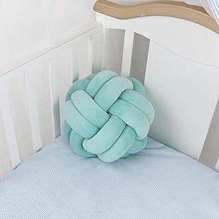 Zhoujinf - Cojines de bolas de nudo suave para decoración del hogar (4)