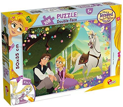 Liscianigiochi-Disney: Rapunzel 65301, Multicolor, 108