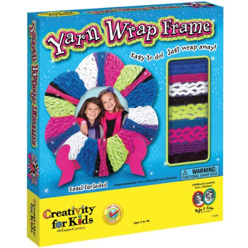 Creativity for Kids Yarn Wrap Frame