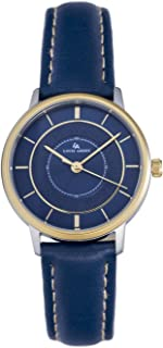 Louis Arden for Women Analog Leather Watch - LA5004L-BLU-BLU-GD