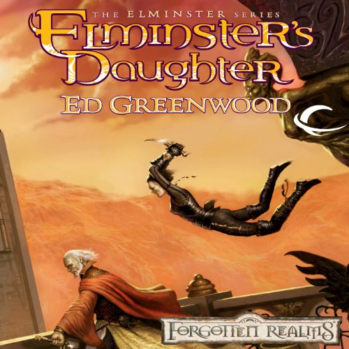 Elminster's Daughter audiobook cover art