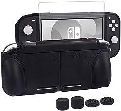 CHIN FAI per Nintendo Switch Lite Cover, Custodia Rigida in TPU Custodia autoportante con Coperchio Posteriore con Design ...