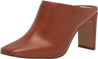 The Drop Women's Avena Square Toe Block Heel Mule