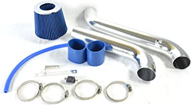 Intake Pipe Perfit formance Cold Air Intake Induction Kit With Filter fit for 1994-2002 Honda Accord DX/LX/EX/SE 4-Cylinder Engine Models Only 2.2L/2.3L (blue)