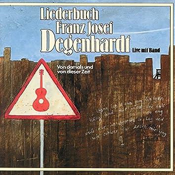 Liederbuch - Von damals und von dieser Zeit (Live)