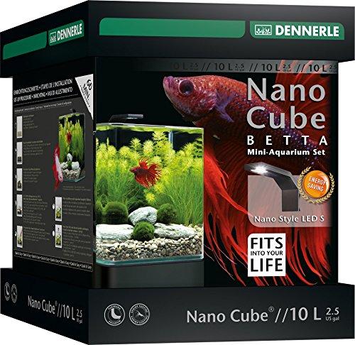 Dennerle Nano Cube Complete+ 10 Liter – Komplett-Set - 3
