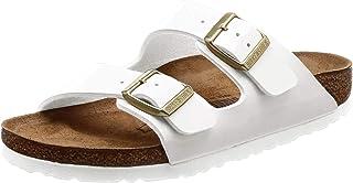 حذاء ميول مفتوح من الخلف اريزونا بيركو-فلور للنساء من بيركنستوك