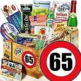 Ostpaket L / Spezialitäten Box / Geburtstag 65 / Geschenkkorb Mama