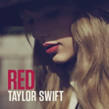 red vinyl taylor