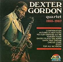 incl. Cheese Cake (CD Album Dexter Gordon Quartet, 9 Tracks)