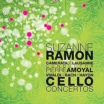 Vivaldi / Bach / Haydn: Cello Concertos