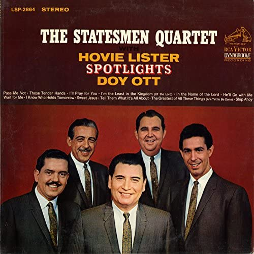 The Statesmen Quartet feat. Hovie Lister