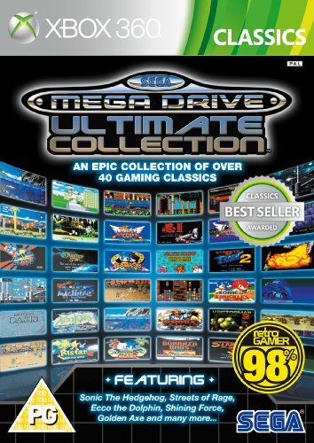 SEGA Mega Drive Ultimate Collection - Classics (Xbox 360) Im