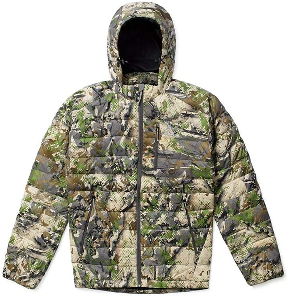 SKRE Ptarmigan 850 Hooded Ultra Goose with Down Long It is very popular Beach Mall Jacket Filled