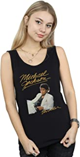 Michael Jackson Women's Thriller Album Tank Top
