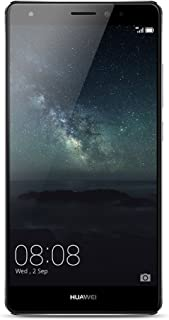 HUAWEI SIMフリースマートフォン MateS 32GB (Android 5.1/オクタコア/5.5inch)  チタングレー  CRR-L09-TG