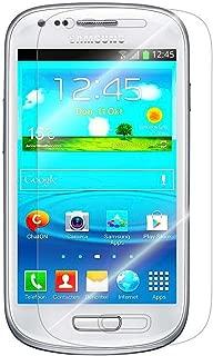 [10 Pack] LHYIN Galaxy S3 Mini Tempered Glass Screen Protector,[Anti-Fingerprint] [Scratch Resist] Tempered Glass Film Screen for Samsung Galaxy S3 Mini [Non-Full Screen]