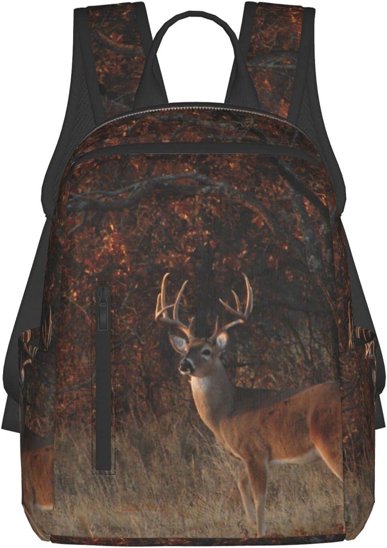Backpack School Travel Work Bookbag Max 41% OFF Forest Camo Nippon Milwaukee Mall Cervus