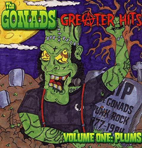 Greater Hits-Volume One: Plums [Vinyl LP]