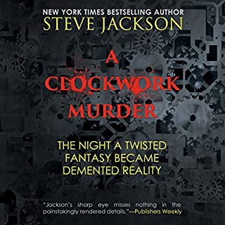 A Clockwork Murder cover art