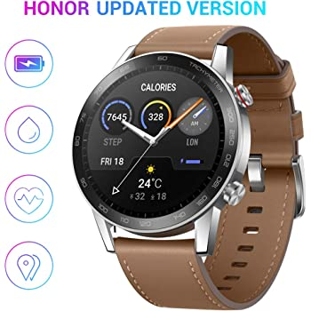 HONOR MagicWatch 2 46 mm Smart Watch, Fitness