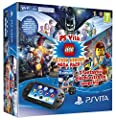 Console PlayStation Vita 2016 + Lego Action Heroes Mega Pack + MC 8GB [Bundle]