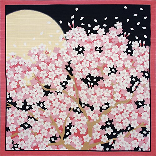hanagesiki Furoshiki Japanese Wrapping Cloth (Spring, Cherry Blossom)