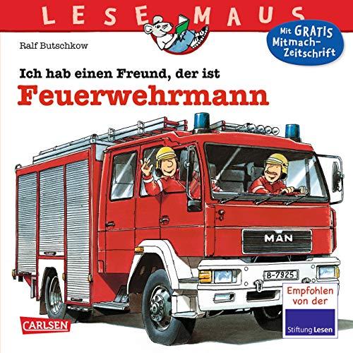 LESEMAUS 93: Ich hab einen Freund, der ist Feuerwehrmann (93)