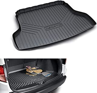Car Boot Pad Carpet Cargo Mat Trunk Liner Tray Floor Mat Tray Floor Carpet for Volvo XC60 2019 Year TPO Material zghzsc