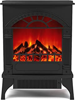 Regal Flame Apollo Electric Fireplace Free Standing Portable Space Heater Stove Better than Wood Fireplaces, Gas Logs, Wall Mounted, Log Sets, Gas, Space Heaters, Propane, Gel, Ethanol, Tabletop