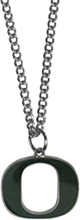 Siskiyou NCAA Chain Necklace with Small Charm, 20