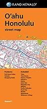 Folded Map: O'ahu, Honolulu (Rand McNally Streets Of...)