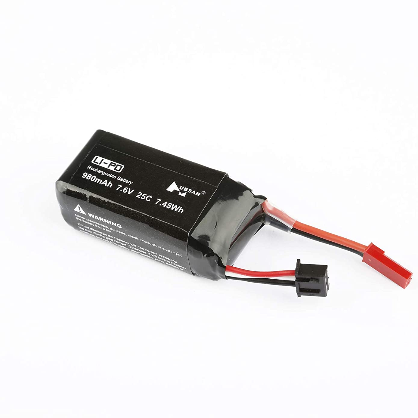 Hubsan H123D X4 Jet Spare Battery for RC Helicopter Micro Speed Racing FPV Drone Quadcopter H123D-17