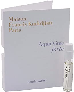Maison Francis Kurkdjian AQUA VITAE forte Eau de Parfum, 2ml Vial Spray With Card