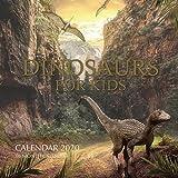 Dinosaurs For Kids Calendar 2020: 16 Month Calendar