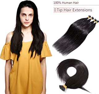 Best cold fusion hair extensions black hair Reviews