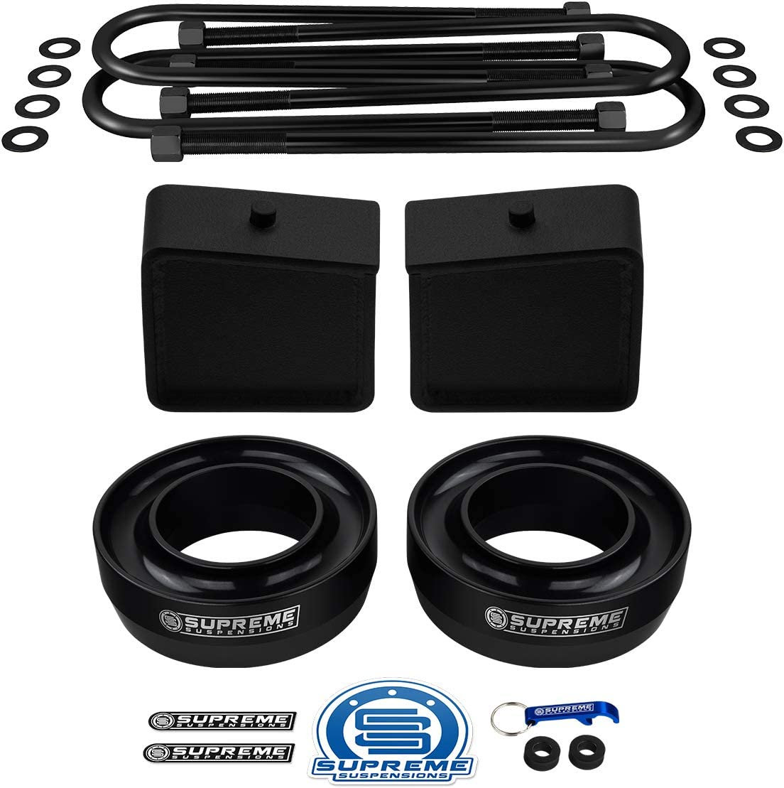 Free shipping New Free shipping Supreme Suspensions - Full Lift Kit 1500 Dodge 2002-2008 for Ram