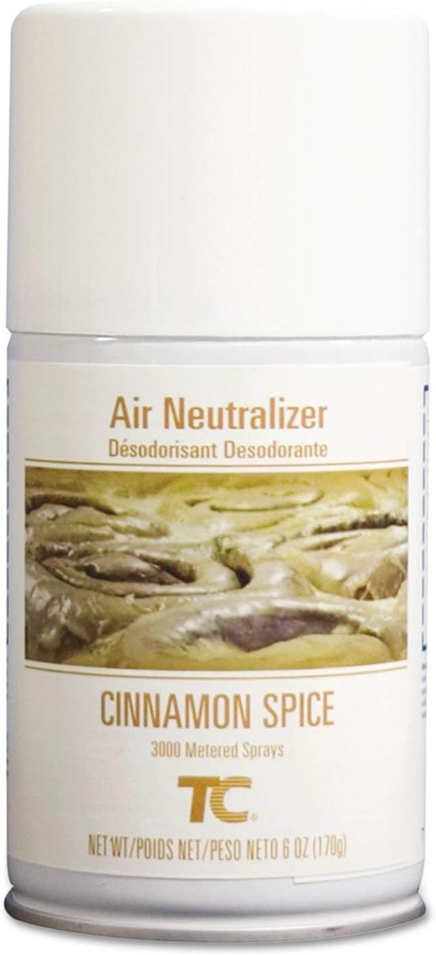 Rubbermaid Indefinitely Commercial 400696 Popular brand in the world Standard Refill S Aerosol Cinnamon