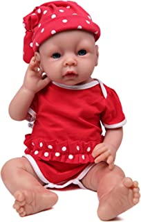 Ivita Silicone Baby Doll