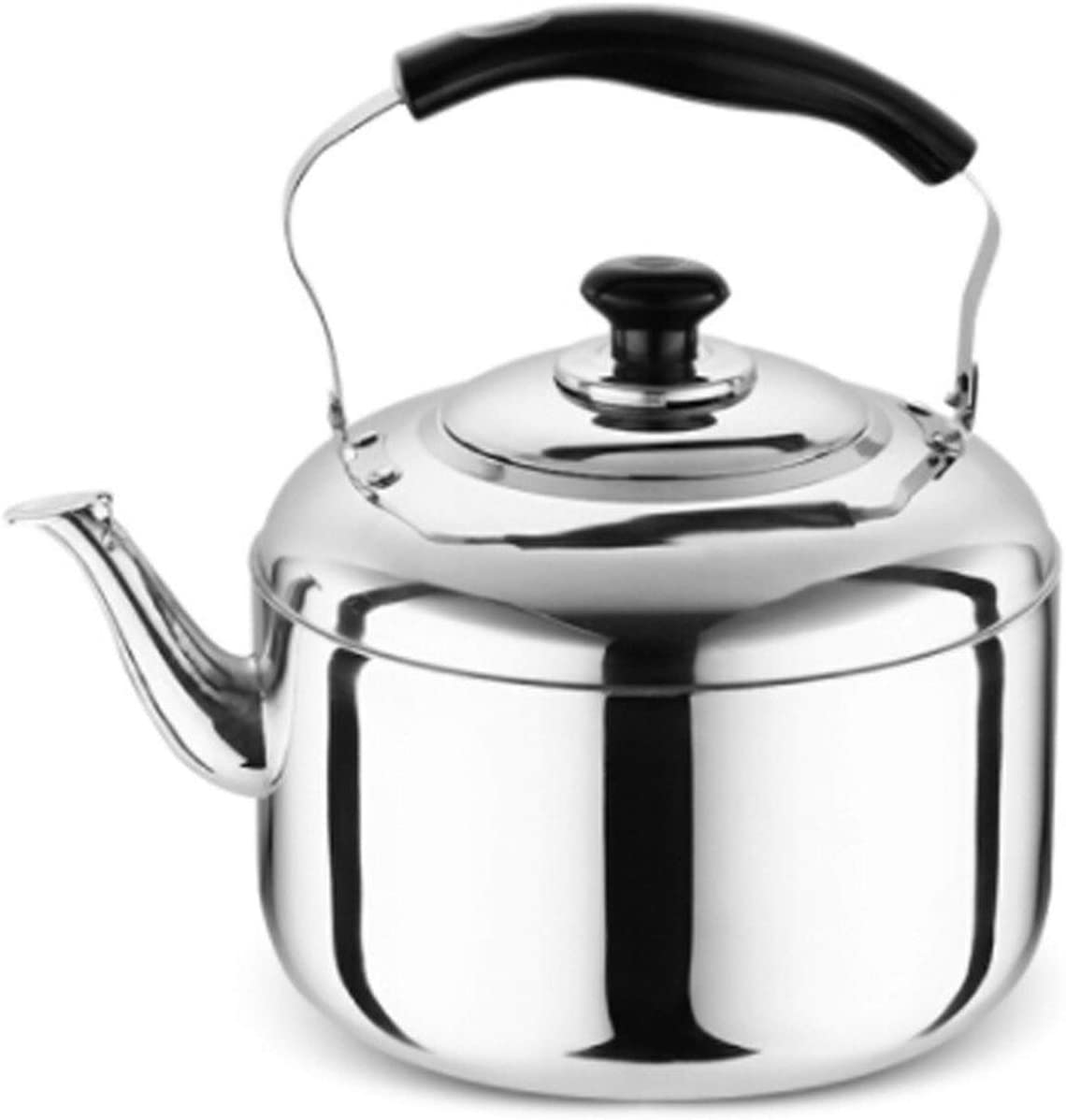 Large Capacity Teapot Ergonomic Max 79% OFF free shipping Food Steel Whis Grade Stainless