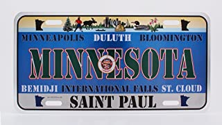 Dimension 9 Home Decorative Plate, Minnesota