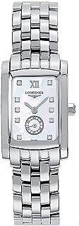 Longines - L51554846 L5.155.4.84.6 - Reloj para Mujeres Color Plateado
