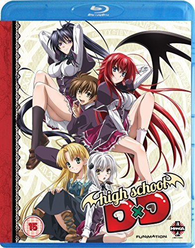High School Dxd: Complete Series Collection [Blu-ray] [Reino Unido]