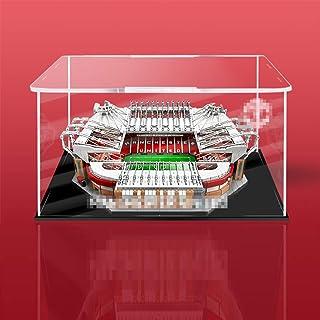 ColiCor Acryl Vitrine voor LEGO Creator Manchester United - Old Trafford Stadium 10272, stofdichte displaybox, compatibel ...
