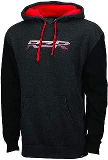 Polaris RZR Men's Hoodie Sweatshirt with RZR Logo