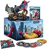 Spider-Man: Homecoming (Edición Figura) (4K UHD + BD Extras + BD 3D + BD + DVD) (Con Comic) [Blu-ray...